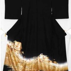 レンタル黒留袖02