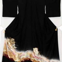 レンタル黒留袖04