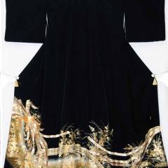 レンタル黒留袖06