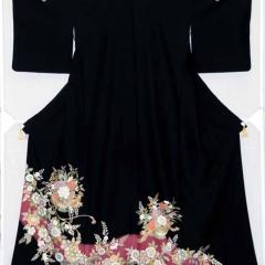 レンタル黒留袖07