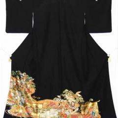 レンタル黒留袖09