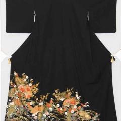 レンタル黒留袖10